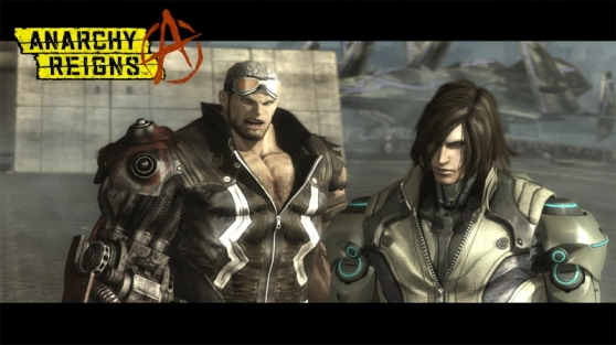 Anarchy Reigns 4