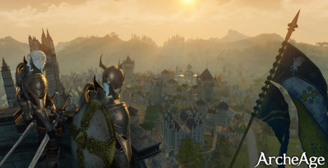 Trion To Publish Xl Games Massive Online Game Archeage In Western
