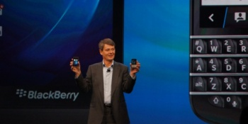 BlackBerry tries to save its skin: Considering a company sale, partnerships, and more