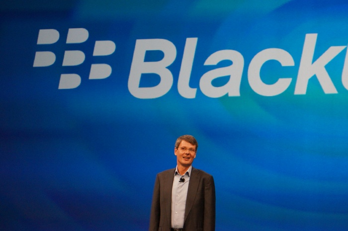 blackberry 10 launch thorsten heins