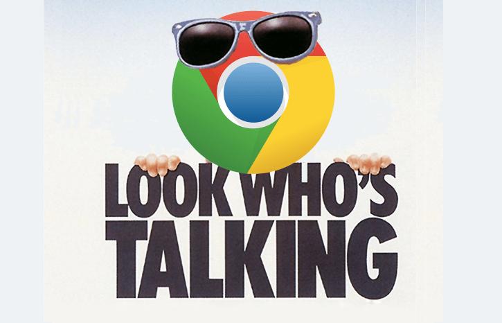 Google is bringing voice control to Chrome   VentureBeat
