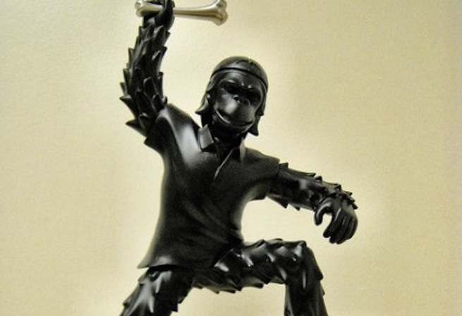Crunchies award figurine