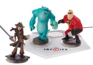 Disney Infinity figurines