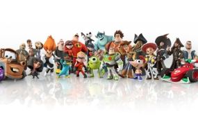 Disney and Pixar character compilation