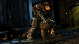 Dead Space 3 Carver confrontation