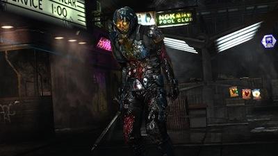 Dead Space 3 new necromorph