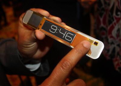 e-ink watch 2