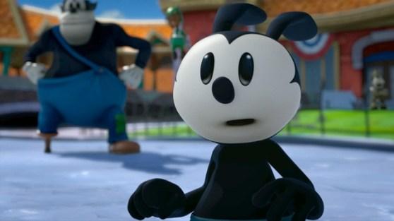 Epic Mickey 2_oswald