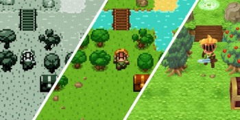 Evoland shows how action-adventure games have matured, without the boring history lesson