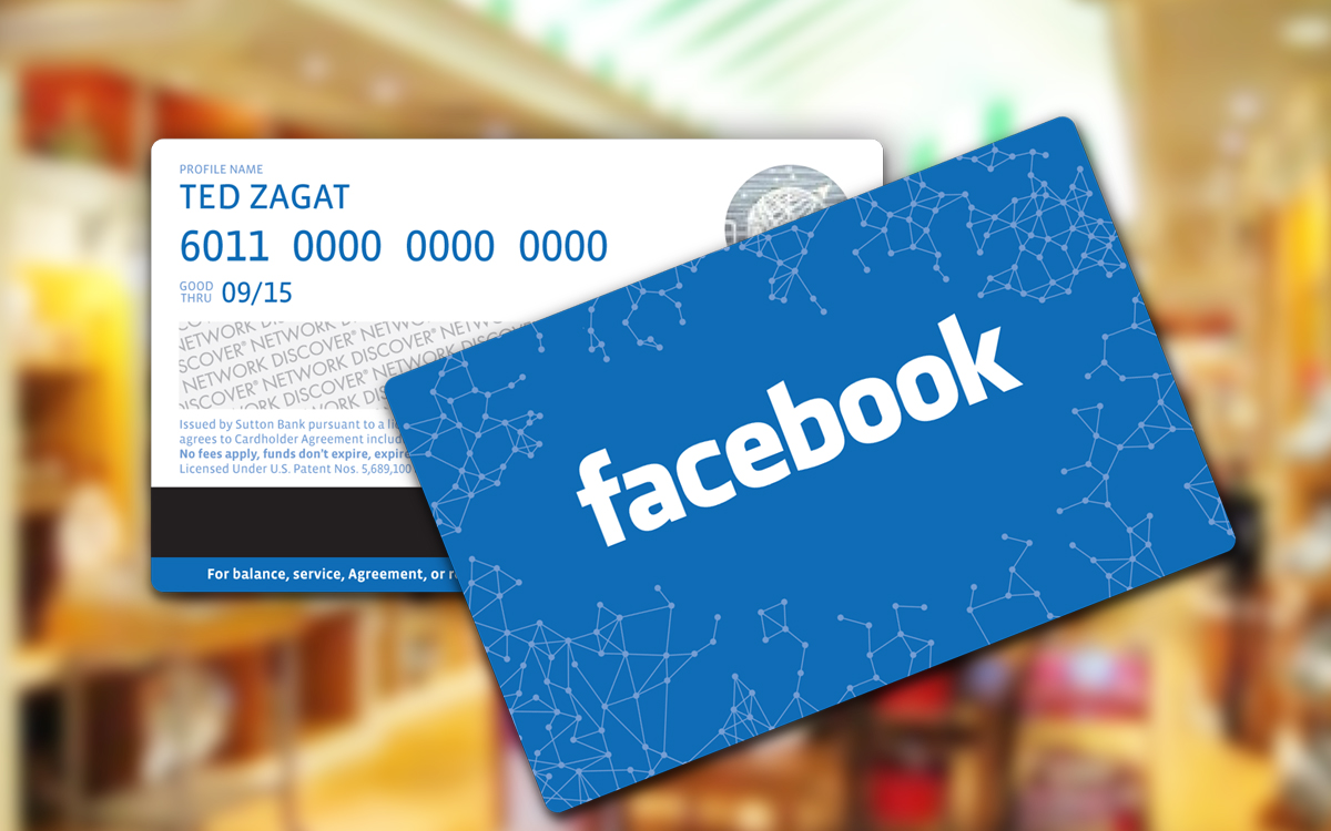 Facebook introduces Cards, a universal gift card you can send ...