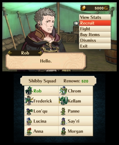Fire Emblem: Awakening is one of the deepest and best 3DS