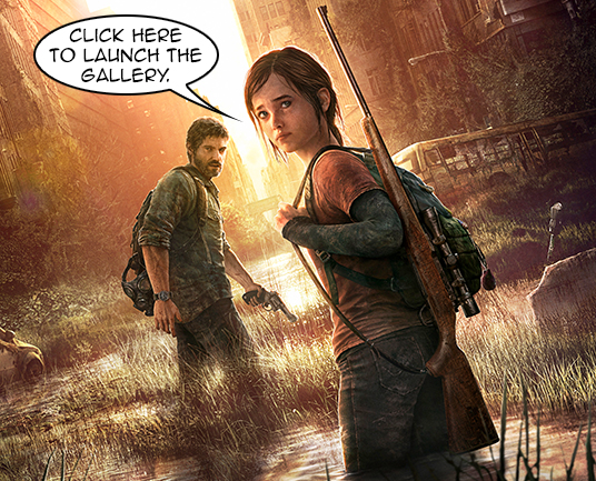 Without Ellie the game would be called The Last of Him.