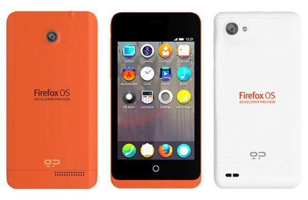 firefox os keon dev phones