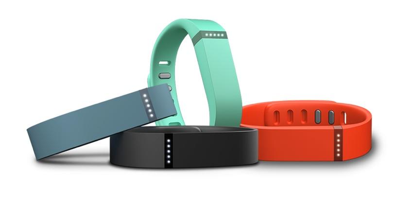 Fitbit's Flex bands.