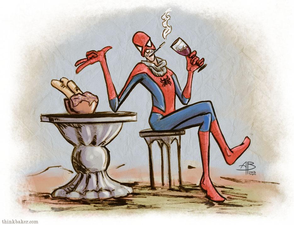 Spider-Man, Comixology