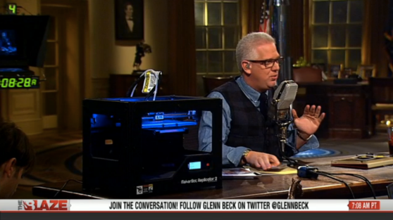 glenn-beck-makerbot