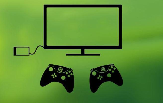 GameStick Green Throttle Atlas Bluetooth controller