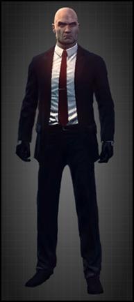 Agent 47's Suit