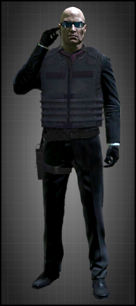 Blackwater Tactical Team