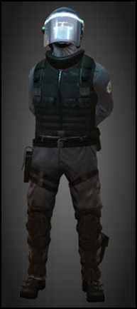 Chicago SWAT Officer