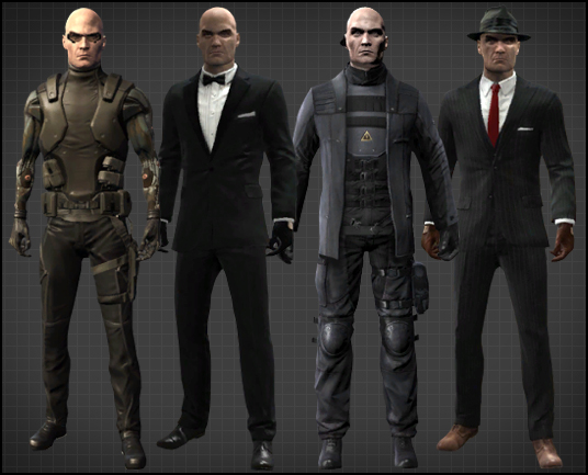 hitman 2 absolution suit