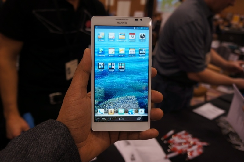 Huawei, your gigantic 6 1-inch phone is ridiculous | VentureBeat