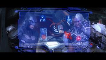Injustice: Gods Among Us: Batman and Cyborg