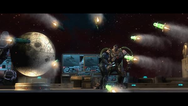 Injustice: Gods Among Us: Nightwing and Bane