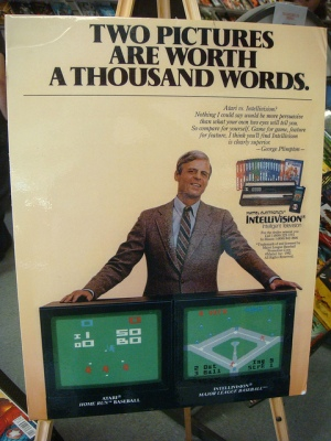 Intellivision advertisement