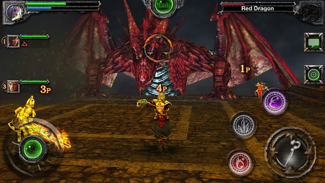 Kingdom Conquest 2 dungeon boss