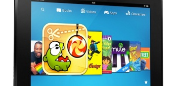 Kindle Fire: If each Amazon tablet generates $3/month in digital sales, that's 20% profit
