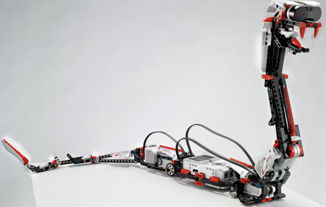 LEGO unleashes new generation of smart toys with Mindstorms