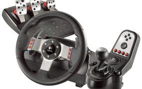 Logitech Wheel