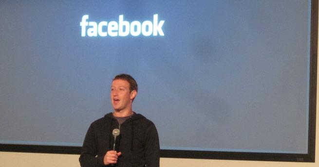 Mark Zuckerberg, Facebook's CEO, wants some TV ad dollars, too.