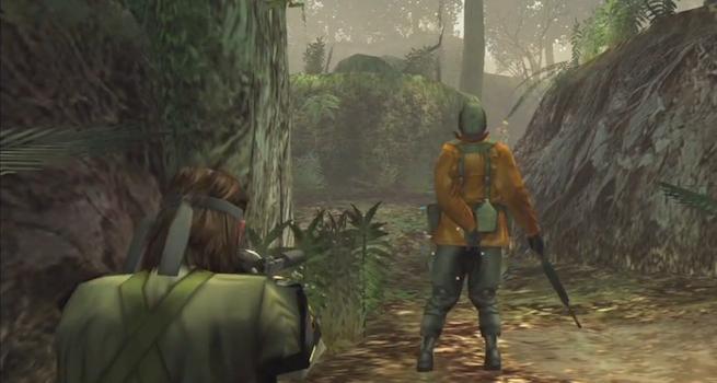 """Metal Gear Solid: Peace Walker -- """"You're Pretty Good"""""""