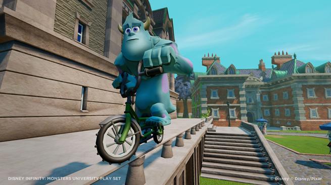 Disney Infinity -- Monsters University