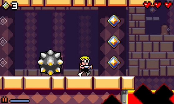 Mutant Mudds for 3DS