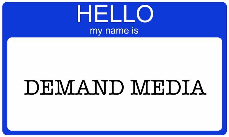 Demand Media Name.com