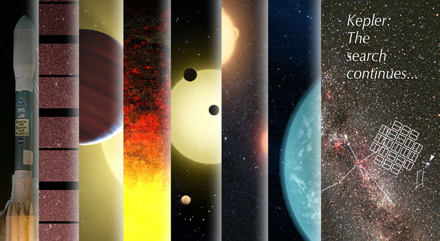 nasa kepler new planets