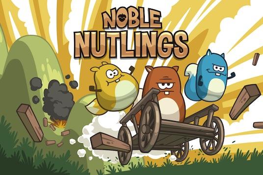 Noble Nutlings characters