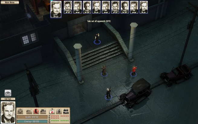 Omerta: City of Gangsters brings an authentic yet rough