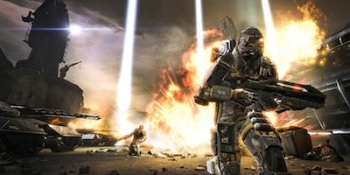 Dust 514: Interstellar drama trumps the cumbersome combat (review)