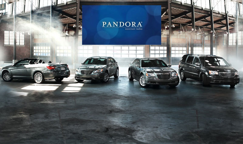 Pandora Chrysler