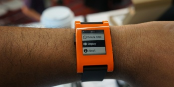 Can Pebble take on Goliath-sized smartwatch platforms?