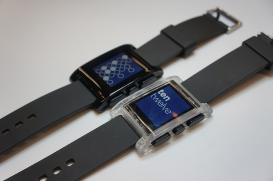 Pebble's E-Paper smartwatch