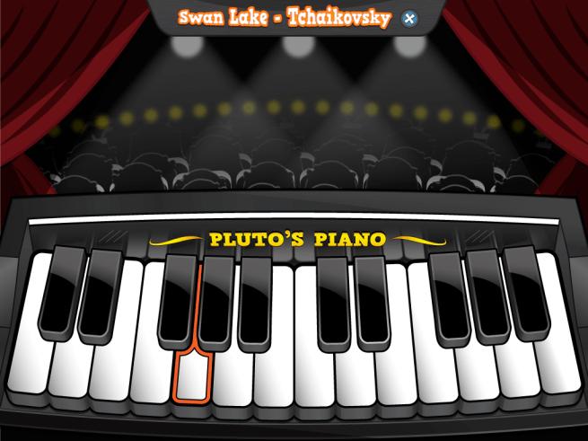 Pluto Media Pluto Learns Piano