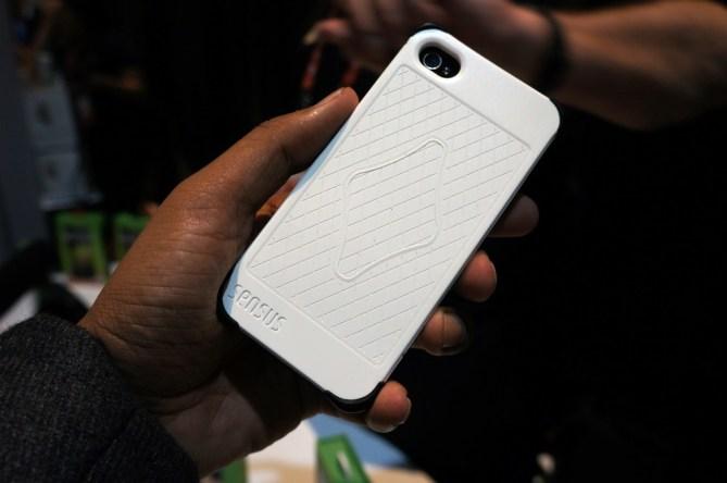 Canopy's Sensus touch sensitive iPhone case