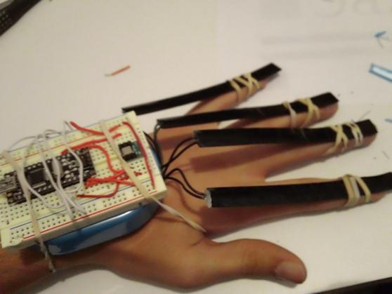 Smart Glove Kickstarter