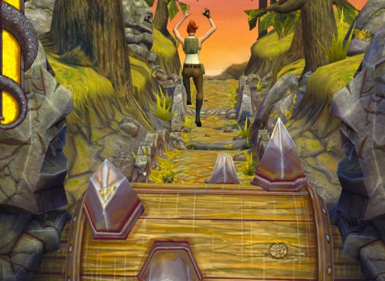 Temple Run 2 spikes