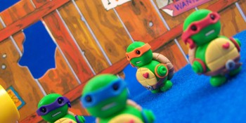 Lessons in mobile advertising from, yes, a teenage mutant ninja turtle